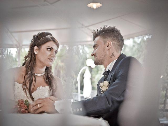 Il matrimonio di Antonio e Carolina a Reggiolo, Reggio Emilia 107