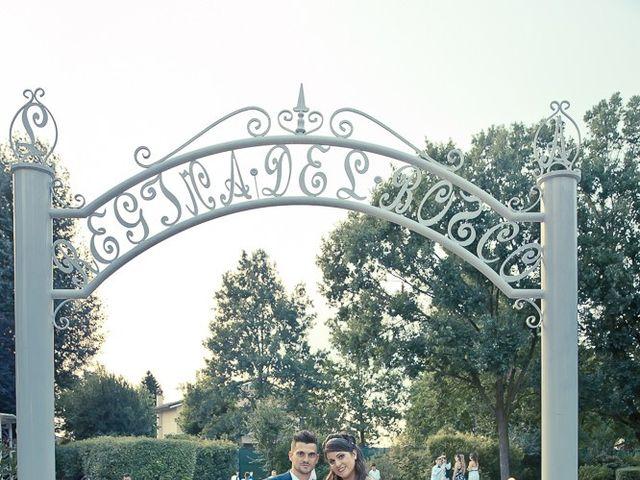 Il matrimonio di Antonio e Carolina a Reggiolo, Reggio Emilia 110