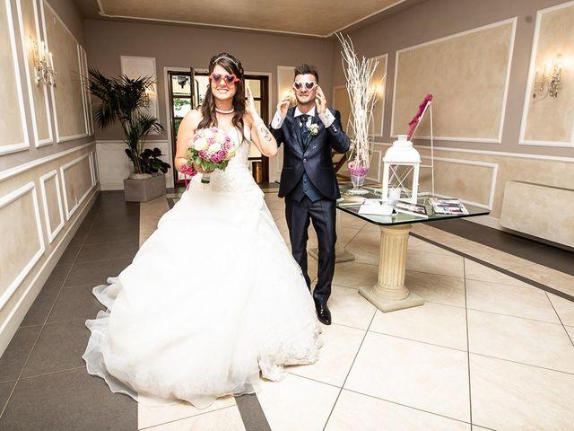 Il matrimonio di Antonio e Carolina a Reggiolo, Reggio Emilia 125
