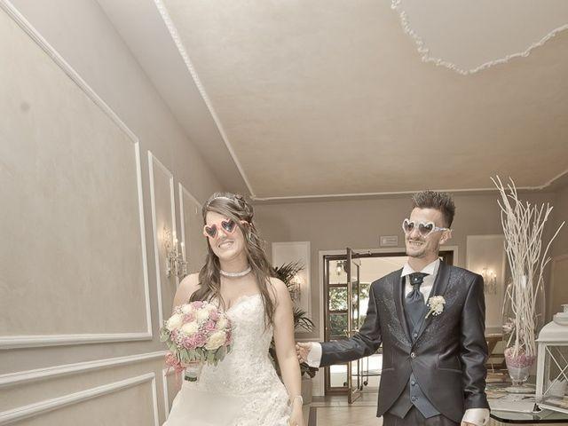 Il matrimonio di Antonio e Carolina a Reggiolo, Reggio Emilia 126