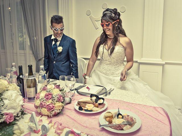Il matrimonio di Antonio e Carolina a Reggiolo, Reggio Emilia 127