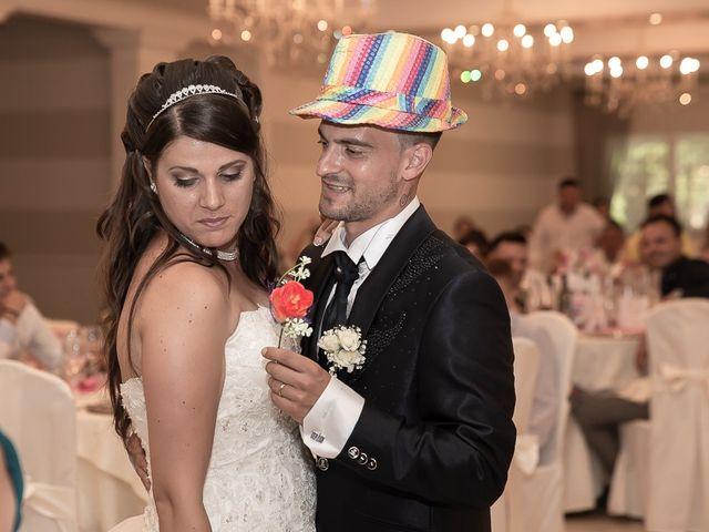 Il matrimonio di Antonio e Carolina a Reggiolo, Reggio Emilia 139