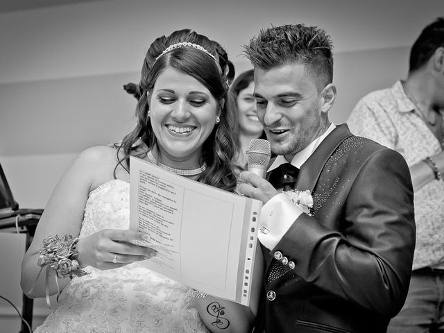 Il matrimonio di Antonio e Carolina a Reggiolo, Reggio Emilia 144