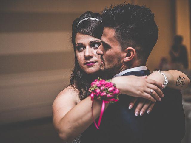 Il matrimonio di Antonio e Carolina a Reggiolo, Reggio Emilia 146