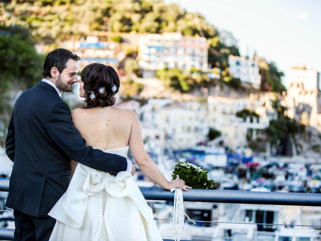 Il matrimonio di Luigi e Amalia a Amalfi, Salerno 28