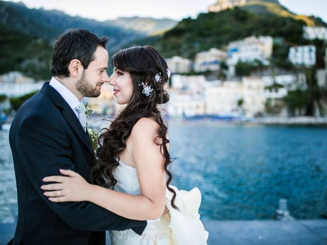 Il matrimonio di Luigi e Amalia a Amalfi, Salerno 31