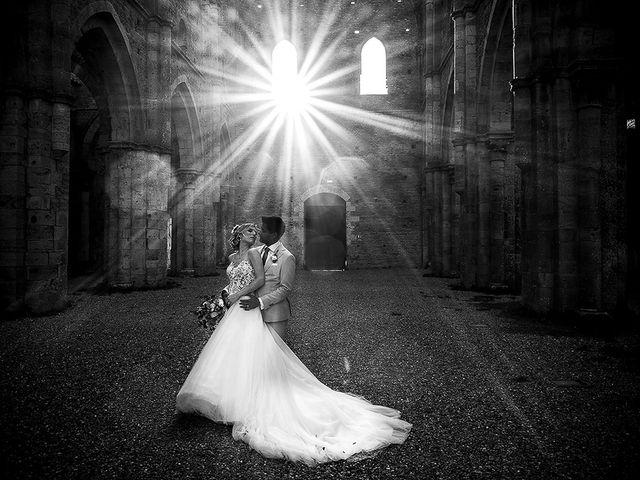 Le nozze di Ginevra e Abhijit