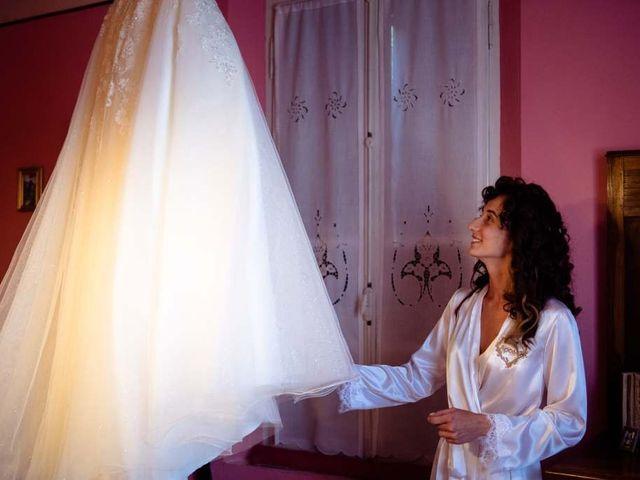 Il matrimonio di Gianmarco e Mira a Colorno, Parma 3