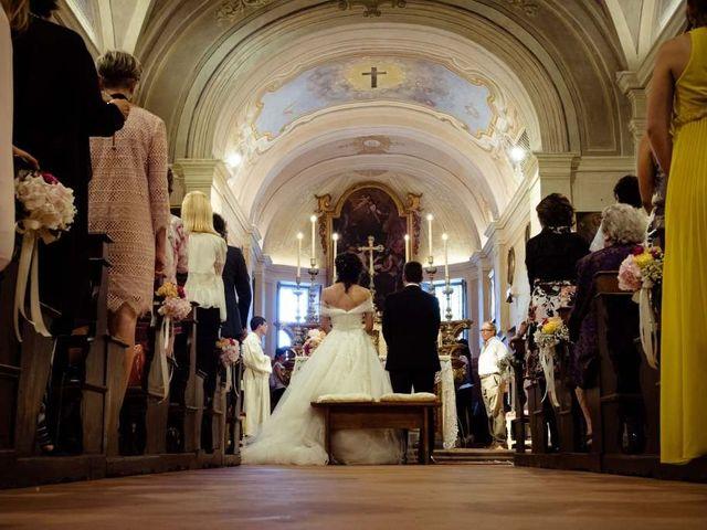 Il matrimonio di Gianmarco e Mira a Colorno, Parma 53