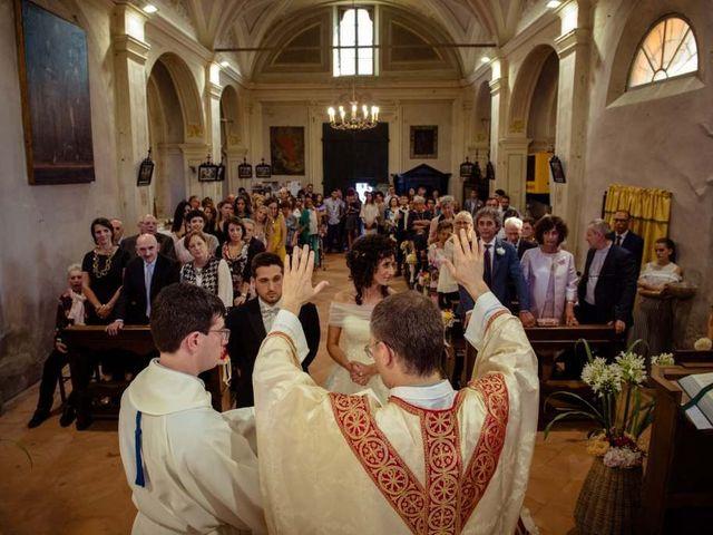 Il matrimonio di Gianmarco e Mira a Colorno, Parma 64