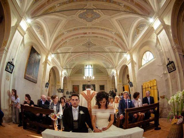 Il matrimonio di Gianmarco e Mira a Colorno, Parma 70