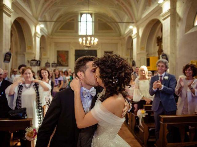 Il matrimonio di Gianmarco e Mira a Colorno, Parma 74