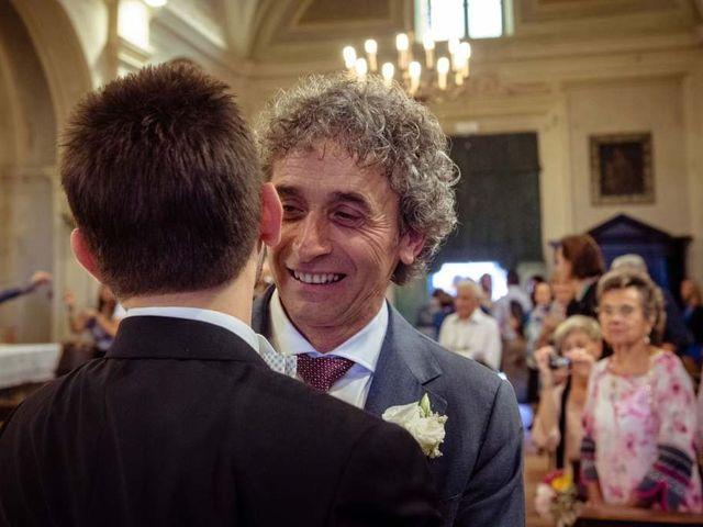 Il matrimonio di Gianmarco e Mira a Colorno, Parma 75