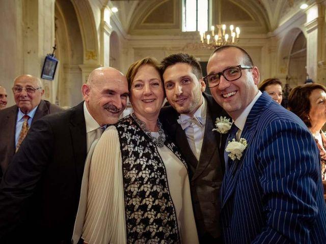 Il matrimonio di Gianmarco e Mira a Colorno, Parma 77