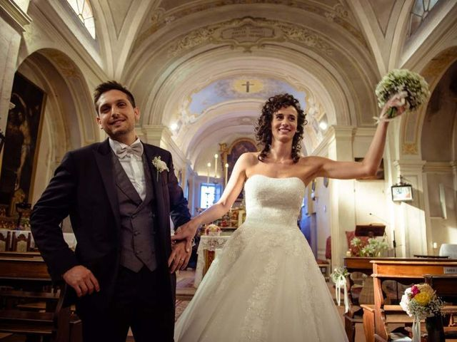 Il matrimonio di Gianmarco e Mira a Colorno, Parma 79