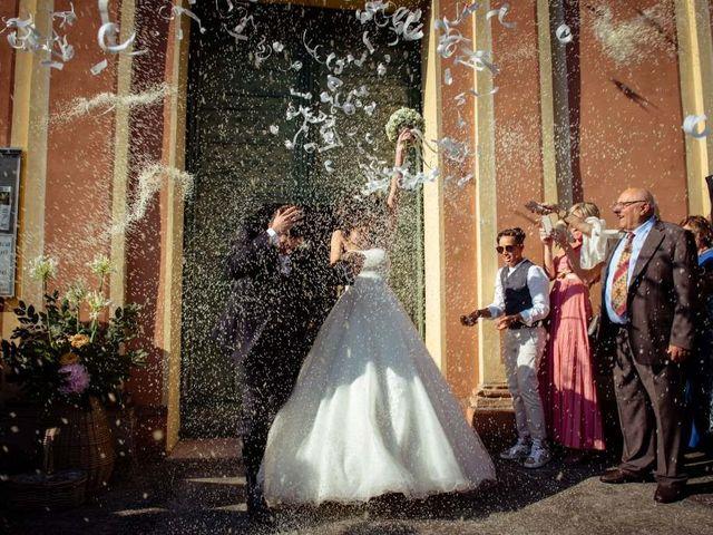 Il matrimonio di Gianmarco e Mira a Colorno, Parma 80