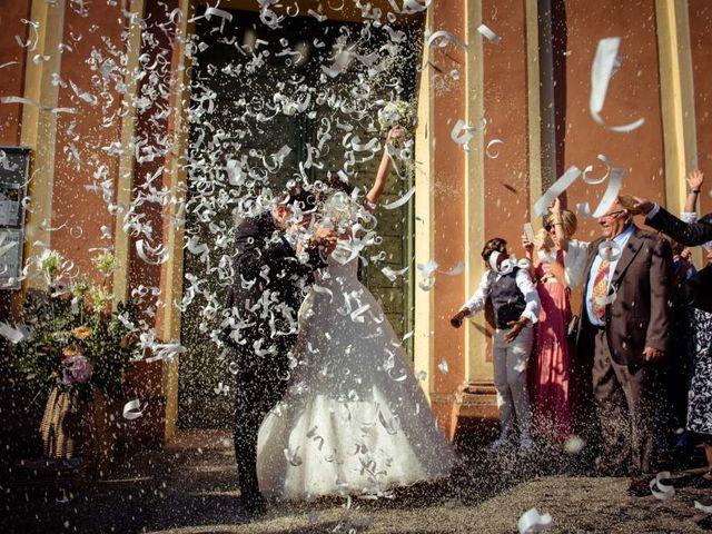 Il matrimonio di Gianmarco e Mira a Colorno, Parma 81