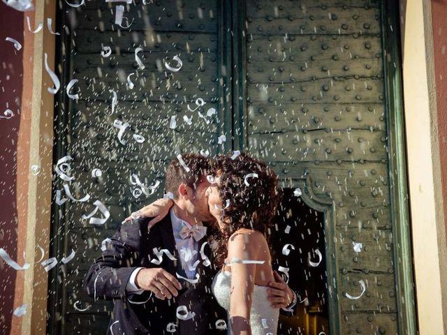 Il matrimonio di Gianmarco e Mira a Colorno, Parma 82