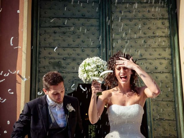 Il matrimonio di Gianmarco e Mira a Colorno, Parma 84