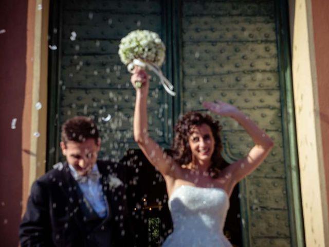 Il matrimonio di Gianmarco e Mira a Colorno, Parma 85