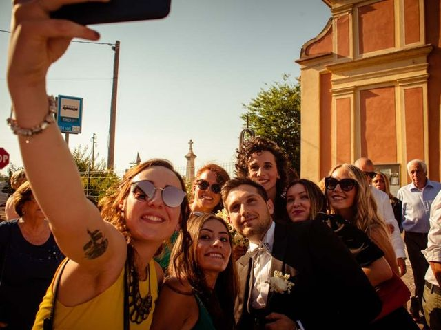 Il matrimonio di Gianmarco e Mira a Colorno, Parma 87