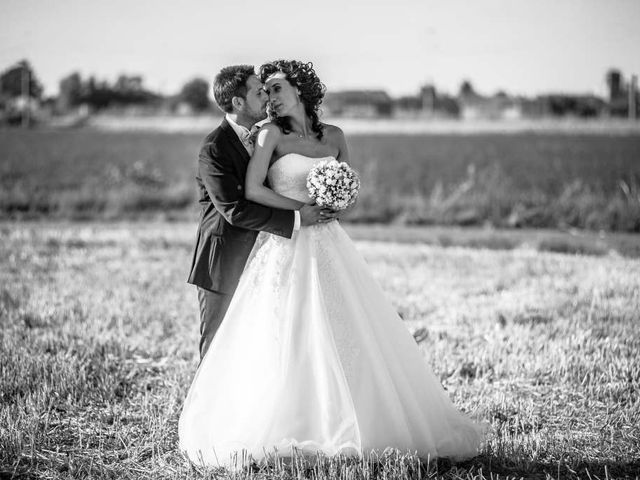 Il matrimonio di Gianmarco e Mira a Colorno, Parma 91