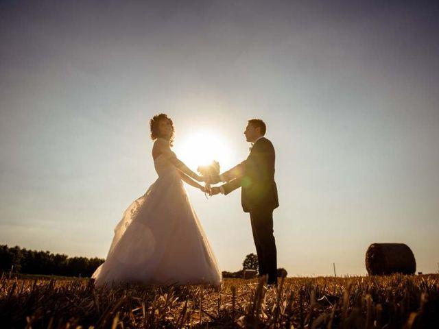 Il matrimonio di Gianmarco e Mira a Colorno, Parma 92