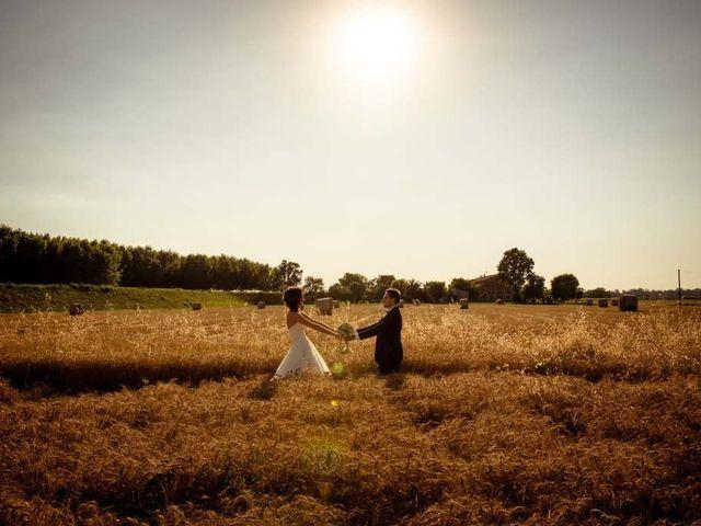 Il matrimonio di Gianmarco e Mira a Colorno, Parma 95