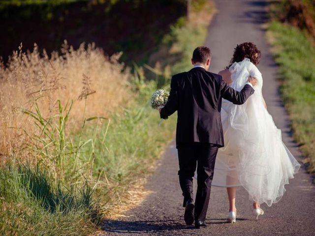 Il matrimonio di Gianmarco e Mira a Colorno, Parma 97