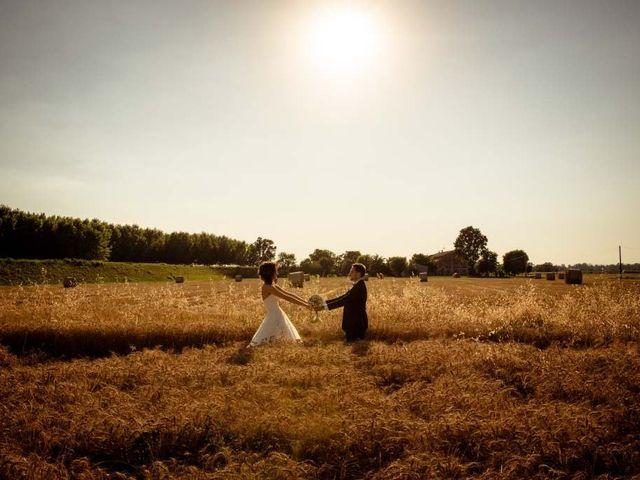 Il matrimonio di Gianmarco e Mira a Colorno, Parma 99
