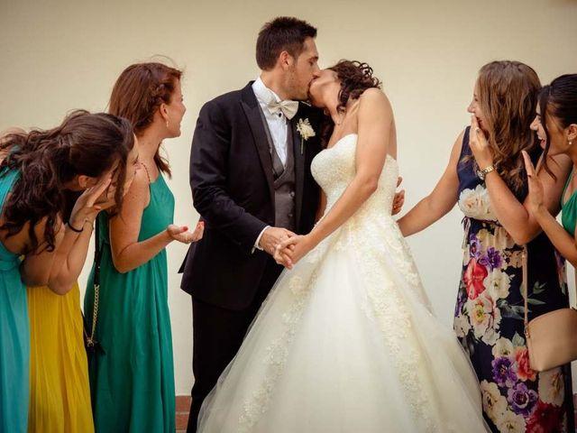 Il matrimonio di Gianmarco e Mira a Colorno, Parma 102