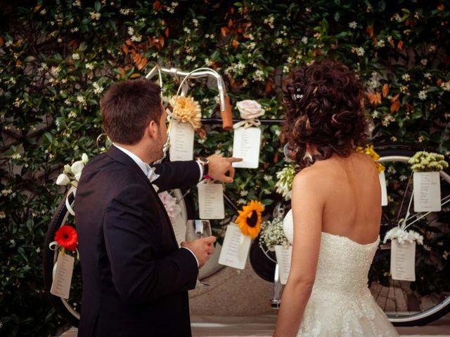 Il matrimonio di Gianmarco e Mira a Colorno, Parma 103