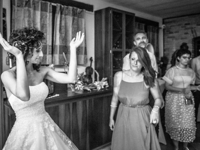 Il matrimonio di Gianmarco e Mira a Colorno, Parma 129