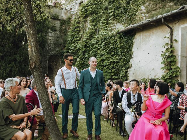 Il matrimonio di Daniel e Lucia a Firenze, Firenze 23