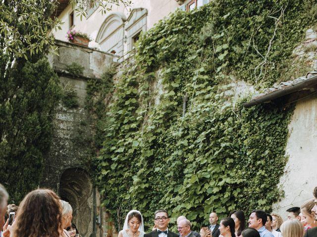 Il matrimonio di Daniel e Lucia a Firenze, Firenze 25
