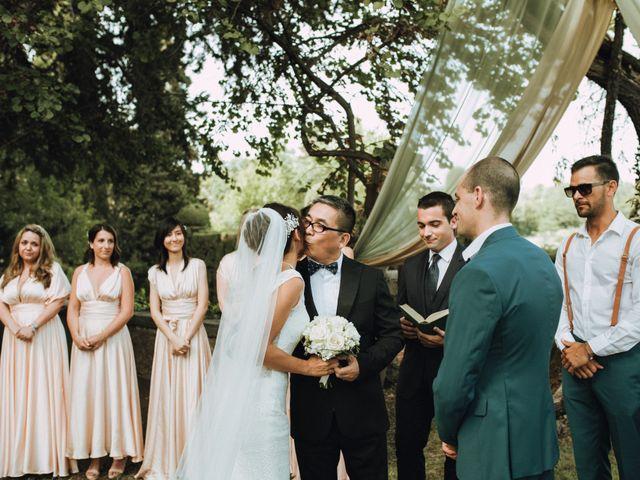 Il matrimonio di Daniel e Lucia a Firenze, Firenze 27