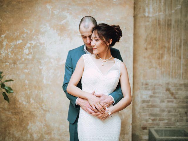 Il matrimonio di Daniel e Lucia a Firenze, Firenze 39