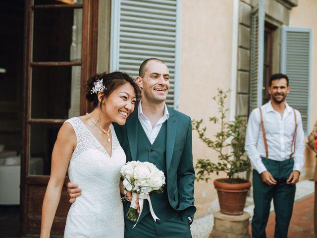 Il matrimonio di Daniel e Lucia a Firenze, Firenze 45