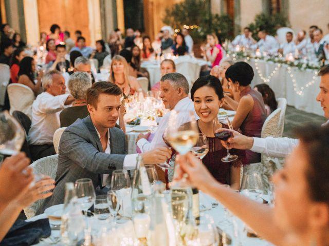 Il matrimonio di Daniel e Lucia a Firenze, Firenze 54