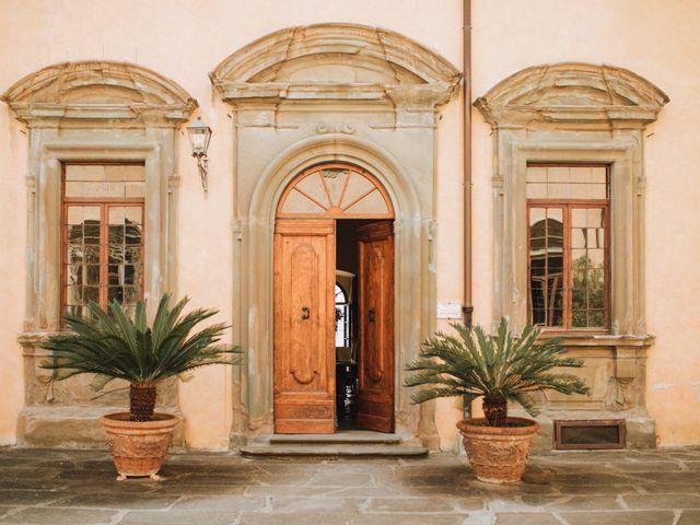 Il matrimonio di Daniel e Lucia a Firenze, Firenze 57
