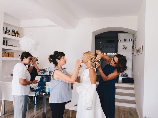 Il matrimonio di Alessandro e Chiara a Arcola, La Spezia 35