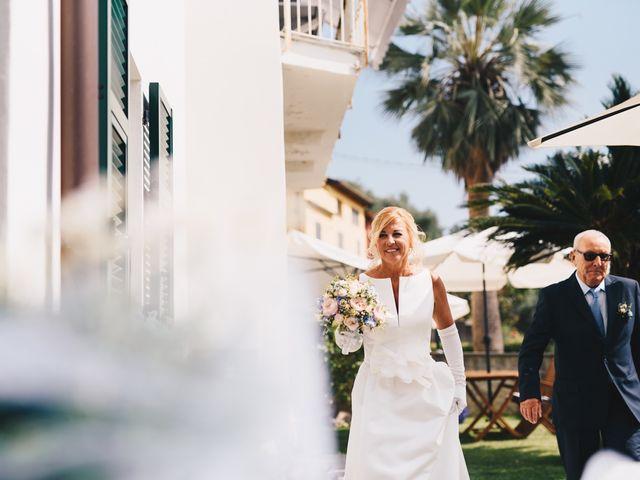 Il matrimonio di Alessandro e Chiara a Arcola, La Spezia 37