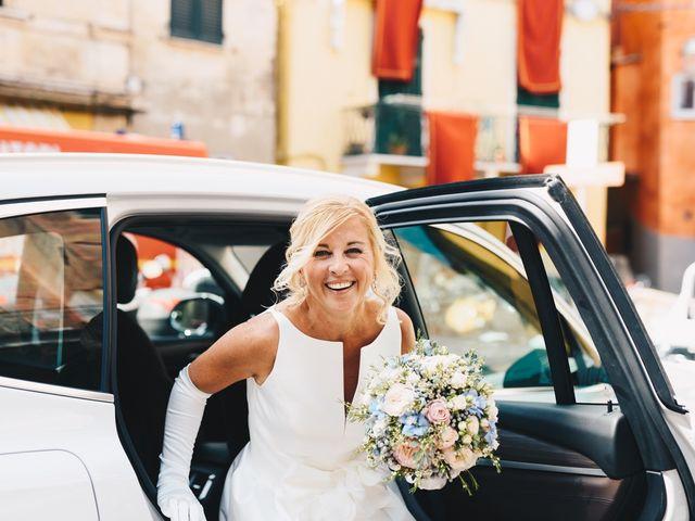 Il matrimonio di Alessandro e Chiara a Arcola, La Spezia 42
