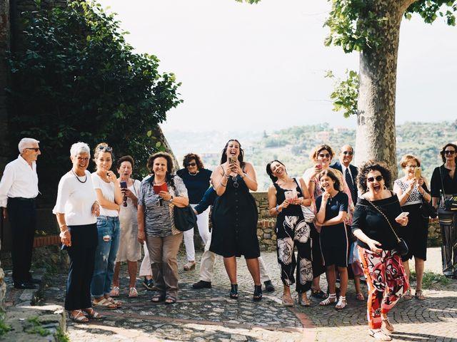 Il matrimonio di Alessandro e Chiara a Arcola, La Spezia 43