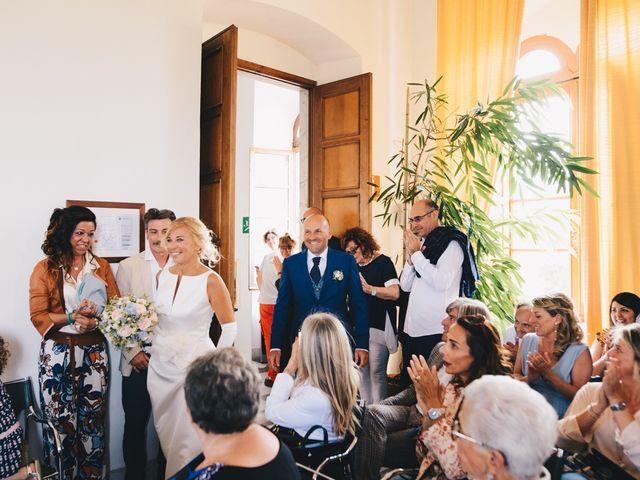 Il matrimonio di Alessandro e Chiara a Arcola, La Spezia 49