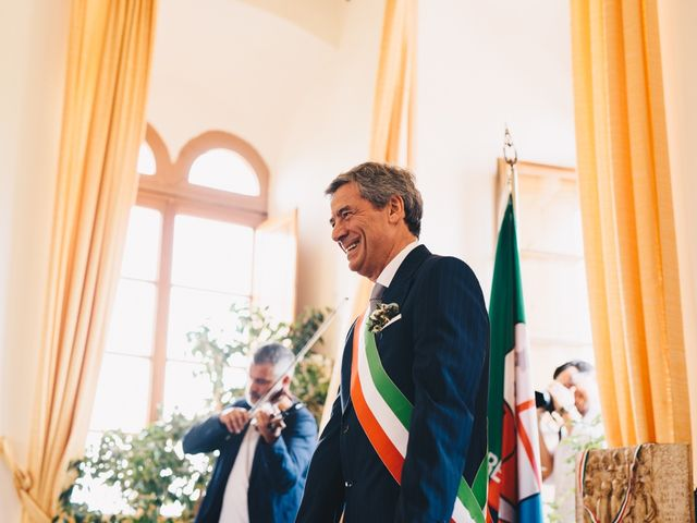 Il matrimonio di Alessandro e Chiara a Arcola, La Spezia 50