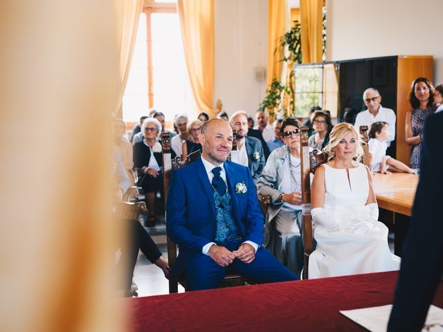 Il matrimonio di Alessandro e Chiara a Arcola, La Spezia 51