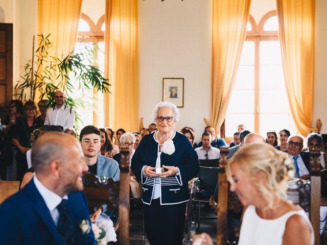 Il matrimonio di Alessandro e Chiara a Arcola, La Spezia 53