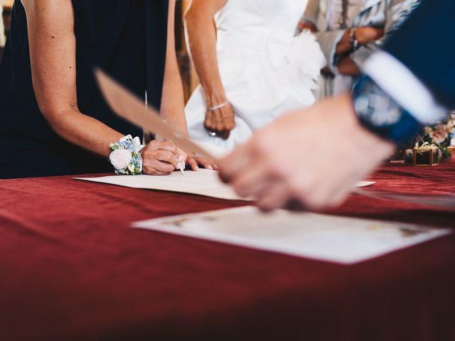 Il matrimonio di Alessandro e Chiara a Arcola, La Spezia 59