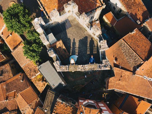 Il matrimonio di Alessandro e Chiara a Arcola, La Spezia 71
